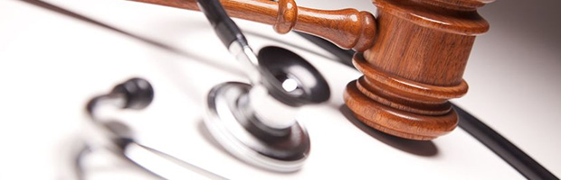 Banner for Medical Malpractice