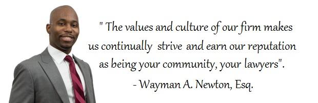 Wayman Newton Banner Bio